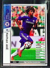 2014-15 Panini WCCF Nathan Ake Chelsea rookie card RC