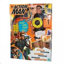Action man Photo mission Hasbro 1998 Rare