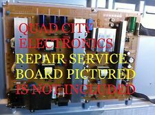 BN44-00513A, BN44-00514A REPAIR SERVICE For Samsung Power Supply Boards