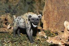 Spotted Hyena Figurine Schleich African Wild Life Animal Diorama