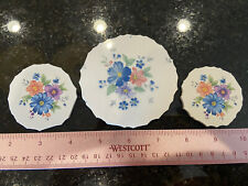 Broken China Mosaic Tiles ~ 5 Focal Pieces ~ Florals And Roses *See All Photos*