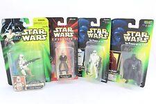 Guerra De Las Galaxias Darth Vader Stormtrooper Clon en perfecto estado en cartón sellado Nuevo Figura de acción de potencia de fuerza