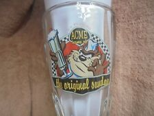 Taz Tasmanian Devil Sundae Glass 1993 Acme Warner Bros 7.75""