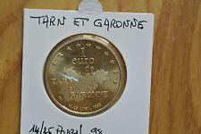 1 EURO DE TARN ET GARONNE  14/25 - AVRIL -  1998