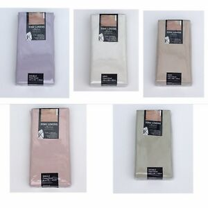 Fitted Sheet Percale  200 Thread Count  Single Double and King Size