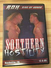 Ring of Honor Southern Hostility ROH NXT NJPW PWG Beyond WWE OOP Danielson