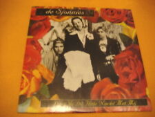 Cardsleeve Single CD DE SJONNIES Dans Je De Hele Nacht Met Mij 2TR 1995 dutch