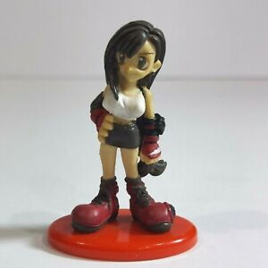 "Final Fantasy 7 VII FF7 2"" Tifa Lockhart Full Color Promo Coca Cola #04"