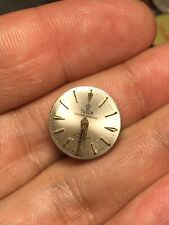 Tudor Oyster Princess Automatic Movement Cal 1477 For Parts Repair Vintage Watch