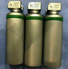 1 Heine F 00022814 Stubby Laryngoscope Handle Uses 2 Aa Batteries Aqz