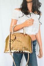 Michael Kors Emmy Dome Satchel Handbag, Size Large - Blossom