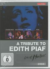 A Tribute to Edith Piaf - Live at Montreux    New dvd in seal