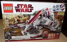 NEW Lego Star Wars REPUBLIC SWAMP SPEEDER Set #8091 w/ Barriss Offee Sealed NIB