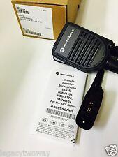 Motorola IMPRES Remote Speaker Microphone  HMN4101B *OEM* *NIB*
