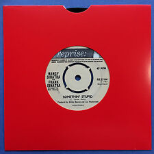 Nancy Sinatra & Frank Sinatra - Somethin Stupid / Call Me - RS.23166 VG+