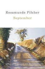 September, Pilcher, Rosamunde, Very Good Book