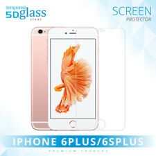 iPhone 6 & 6S Plus Gorilla Screen Protector Tempered Glass 5D Full Curved Edge