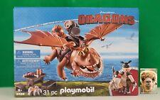 PLAYMOBIL Fischbein und Fleischklops Konstruktionsspielzeug (9460)