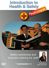 Introduction To Health And Safety Multi Lingual DVD