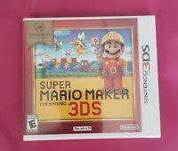 Nintendo Selects: Super Mario Maker (Nintendo 3DS, 2016)