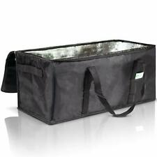 Premium Insulated Food Delivery Bags - Waterproof Restaurant Deliver.