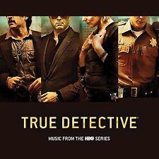 TRUE DETECTIVE SOUNDTRACK CD ALBUM (August 14th 2015)