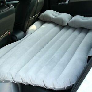 Car Air Bed Travel Inflatable Mattress Back Seat Cushion Outdoor Sofa 80cm*150cm