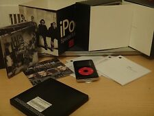 Apple iPod Classic 4th Generation U2 Special Edition Black/Red 20GB ORIGINAL