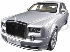 ROLLS ROYCE PHANTOM EXTENDED WHEELBASE SILVER 1/18 BY KYOSHO 08841