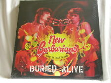 NEW BARBARIANS Buried Alive Keith Richards Ron Wood Stanley Clarke SEALED 3 LP