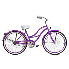 "Micargi 26"" Tahiti Lady beach cruiser bicycle bike Purple"