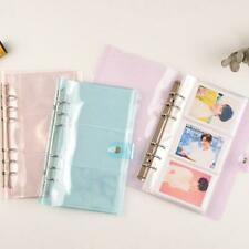 Loose Leaf Binder Notebook for Office School Writing Supplies Home Decoration