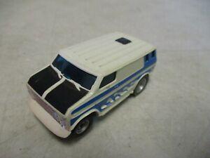 Tyco Chevy Van HO Scale Slot Car Lot 2