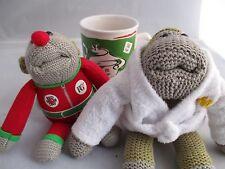 PG Tips Mug and Chimp Bundle - Red Nose Day Chimp
