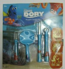Disney Pixar Finding Dory Halloween Pumpkin Carving Kit NEW