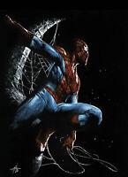 🚨💥🕷 NON-STOP SPIDER-MAN #1 GABRIELE DELL'OTTO Virgin Variant NM Gemini