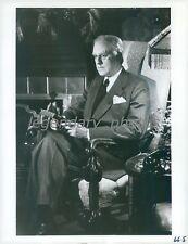 1978 Edward Herrmann as Franklin Roosevelt Original News Service Photo