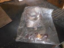 Cibie Motobecane Mobylette 40 Headlight Head Light Lens Housing 21209 4.16.035