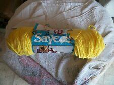 Dawn Sayelle 1 skein lemon color (1 available)