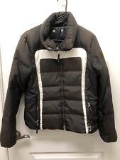 Bogner Sport Ski Goose Down Jacket - Women's. Size 4.  Black. Full Zip EUC