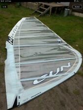 Mooi Windsurf Zeil; M-Five Gun Sails 7.4