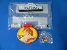 Vintage Disney's Lion King Playcase Bluebird Compact Polly Pocket 1998 ~ NEW