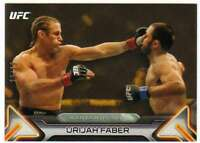 2016 Topps UFC Knockout Gold Parallel /99 #82 Urijah Faber