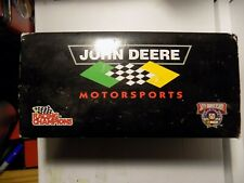 CHAD LITTLE #97 JOHN DEERE 24KT GOLD IN CASE 1/24 RACING CHAMPIONS 1998 DIECAST