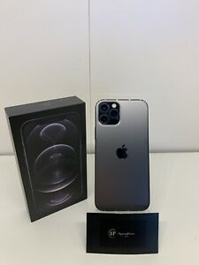 APPLE iPHONE 12 PRO | 256GB | GRAPHITE | (UNLOCKED) | GRADE A+ | IMMACULATE!