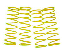 Losi LST Yellow Dual Rate Shock Springs NEW Set of 4