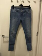 BNWT Cheap Monday Spray On Jegging Super Skinny Jeans W 32 33 L 32