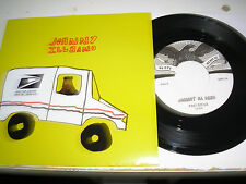 """Johnny Ill Band - Post Office b/w Mark is in the Car 7"""" single new Dusty Medical"""