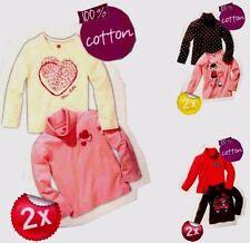 Markenlose Mädchen-Pullover & -Strickware aus 100% Baumwolle für die Freizeit