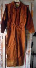 NAF NAF Combinaison marron typique des année 70 brown suit seventies